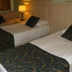 Betten waren sauber