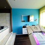 "Langkawi-Suite in der ""Beauty Lounge"""