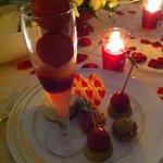 dessert saint valentin 2013