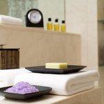 Bathroom at Hyatt Regency Dubai