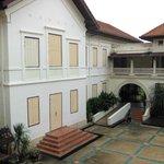 the big courtyard