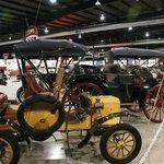 Le debut de l'histoire automobile