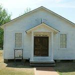 La chapelle ou Elvis a chanté