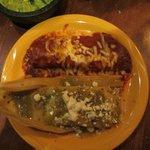 enchilada and tamale