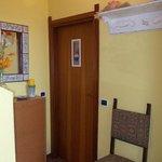 ingresso bagno/bathroom entrance/Badeingang