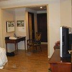 master bedroom - grand suite