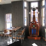 Dine with a robot in the Eclipse restaurant