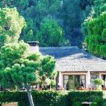 Club House Terrace Marbella Club Golf Resort