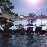 Från poolen