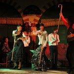 Palacio Andaluz Tablao Flamenco Sevilla