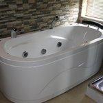 Jacoozi...Enjoy the jacoozi bath