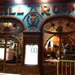 The Grill Room & Bar - Delicious food