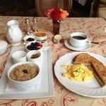 Breakfast at Ashleigh's