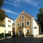 Der Gasthof Schloss Aigen