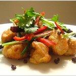 Chicken Shish meal