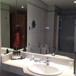 bathroom very clean