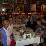 Dinner at Giovanni's