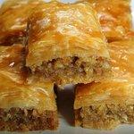 Homemade Greek Sweets