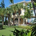 Lush Caribbean Gardens
