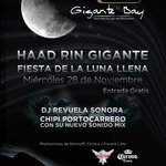 HAAD RIN GIGANTE FULL MOON PARTY