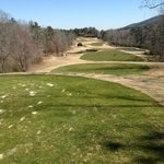 The signature hole at The Ridge Course at Oxmoor Valley, #3
