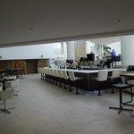 Lobby Bar Blue