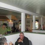 Dining area, The Freeport Cafe, Freeport, ME