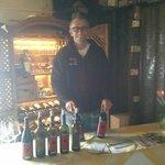 Alfred Moritz, Winemaker