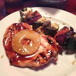 Teriyaki Chicken with Grilled Vegatables