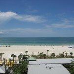 View from Sirata resort