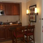 Kitchen area Executive suite