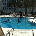 Pool on 5th floor