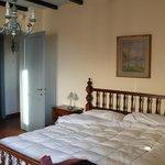 Camera matrimoniale (Appartamento delle Querce n.2)