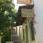 entrance to Planeta Vegetariano