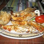 Amazing lobster!