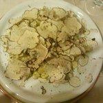 Gnocchi al tartufo bianchetto