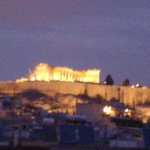 Rooftop Terrace view of Parthenon