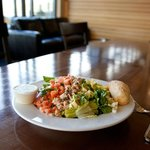 Many healthy options at The Bistro including vegan and gluten free options.