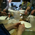 Making mozarella