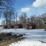 Cottages - Hütten - Stugor