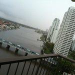 High floor, river side