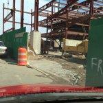 Construction ramada
