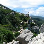 Hiking Moors' Castle
