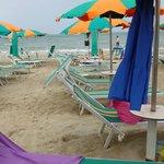 Spiaggia/bagno - convenzionato con l'Hotel S. Pietro