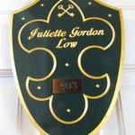 Juliette Gordon Low Room