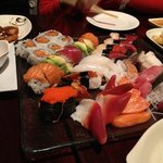 yellow tail, tuna, article surf clam m, salmon and more
