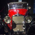 1931 Mercedes-Benz 370S Mannheim