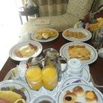 Room service -Breakfast