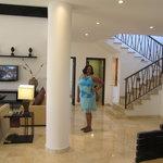 the 3-bedroom suite