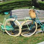 Cool Vintage look bikes